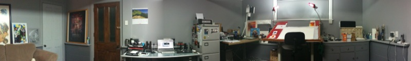 What does ps|studio's studio look like?
