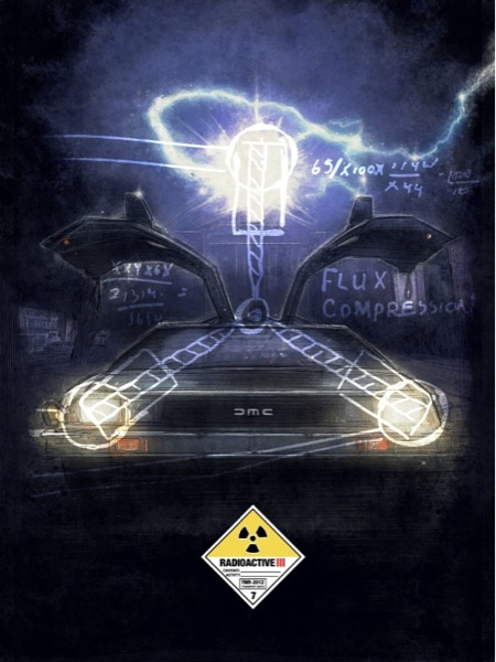The Time Machine - Flux Capacitor Edition $35.00