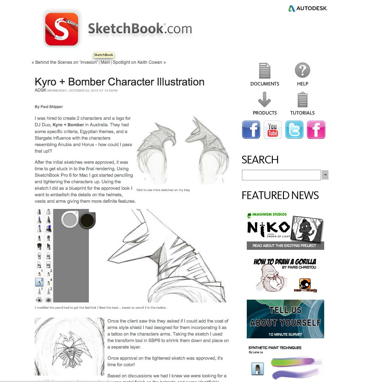 Kyro + Bomber Tutorial