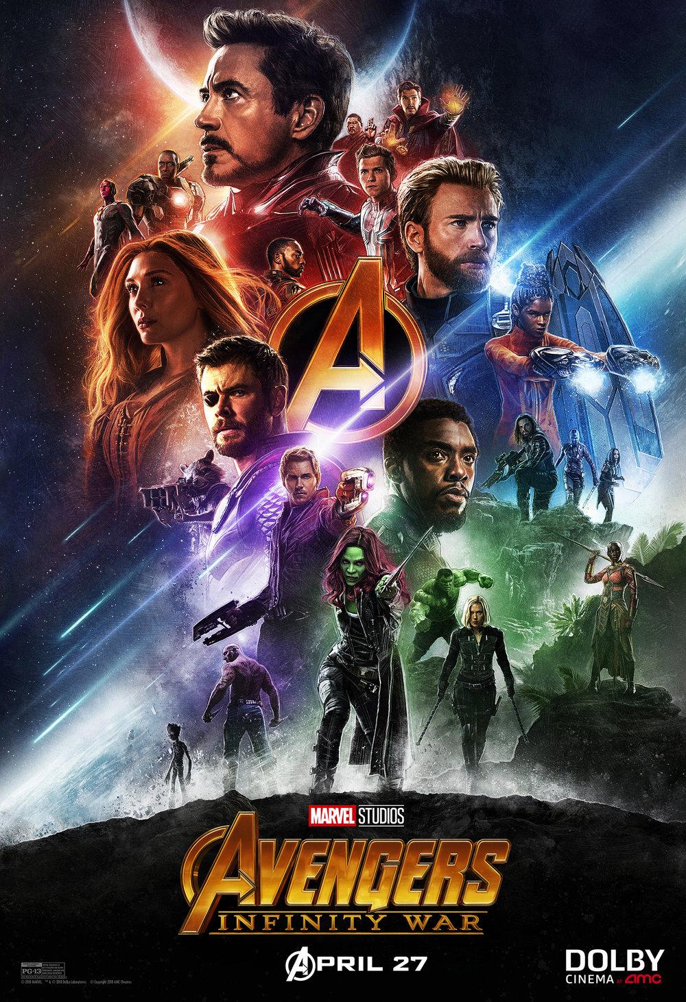 Avengers: Infinity War — PAUL ...