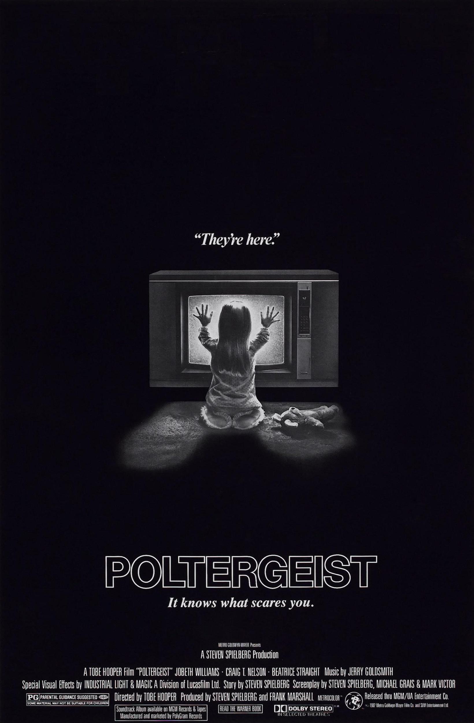 Poltergeist (1982) Carl Ramsey
