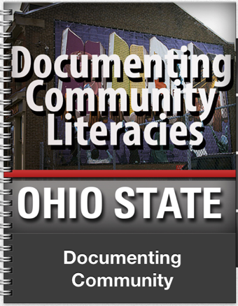 Documenting Community Literacies from Ohio State University  is an excellent course on iTunes U that follows individuals' reading histories. In so doing, each history reflect the people, text and moments that have shaped the reader's values, beliefs and knowledge.