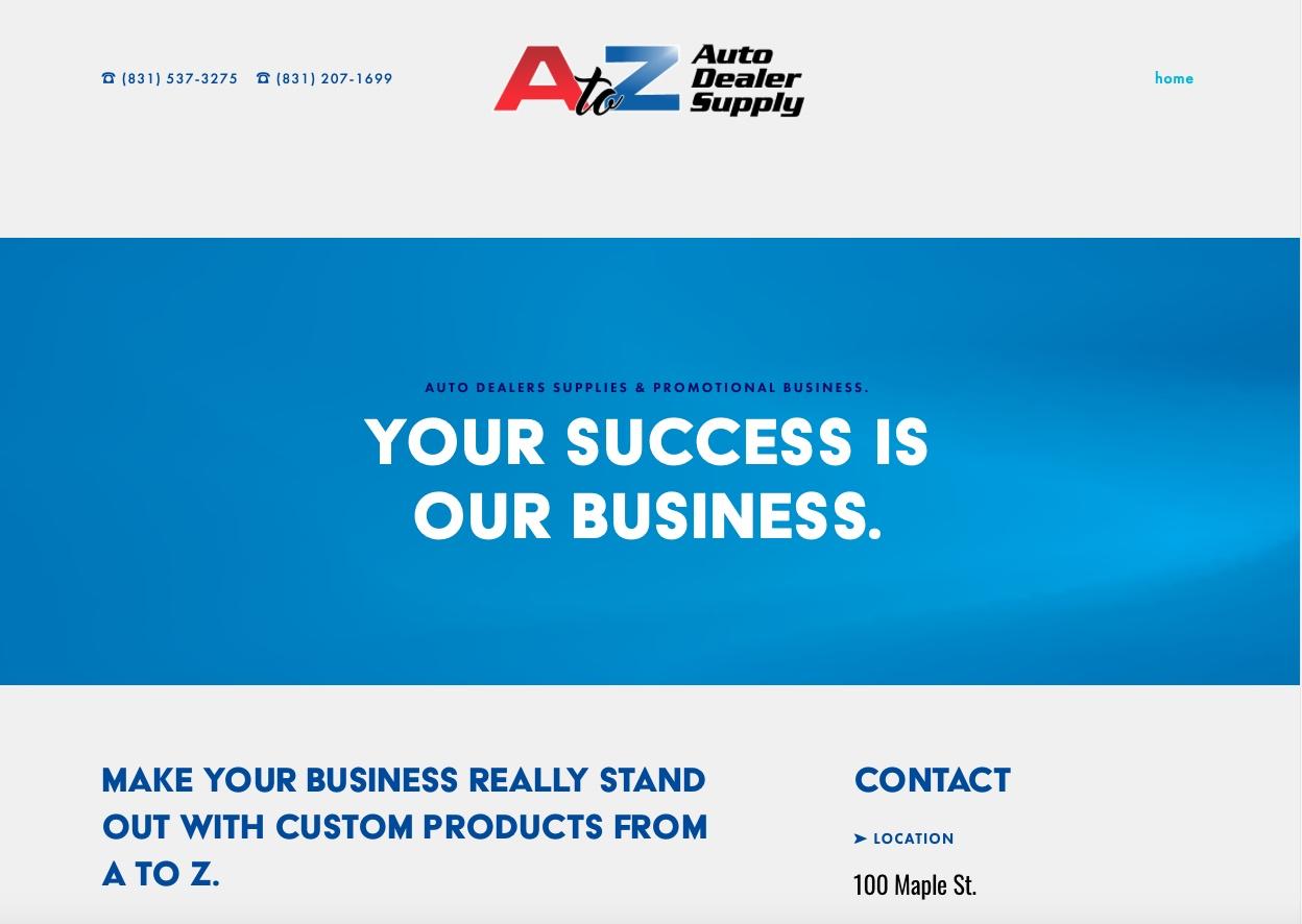 A2Z_Web