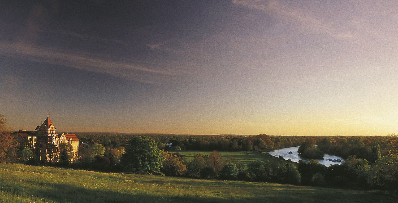 The Petersham, Richmond, England