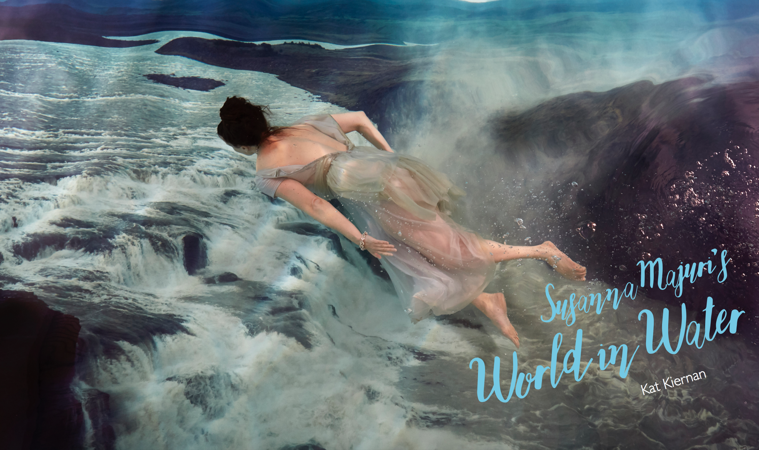 Susanna Majuri's World in Water  Don't Take Pictures, Issue 9 (September 2017)