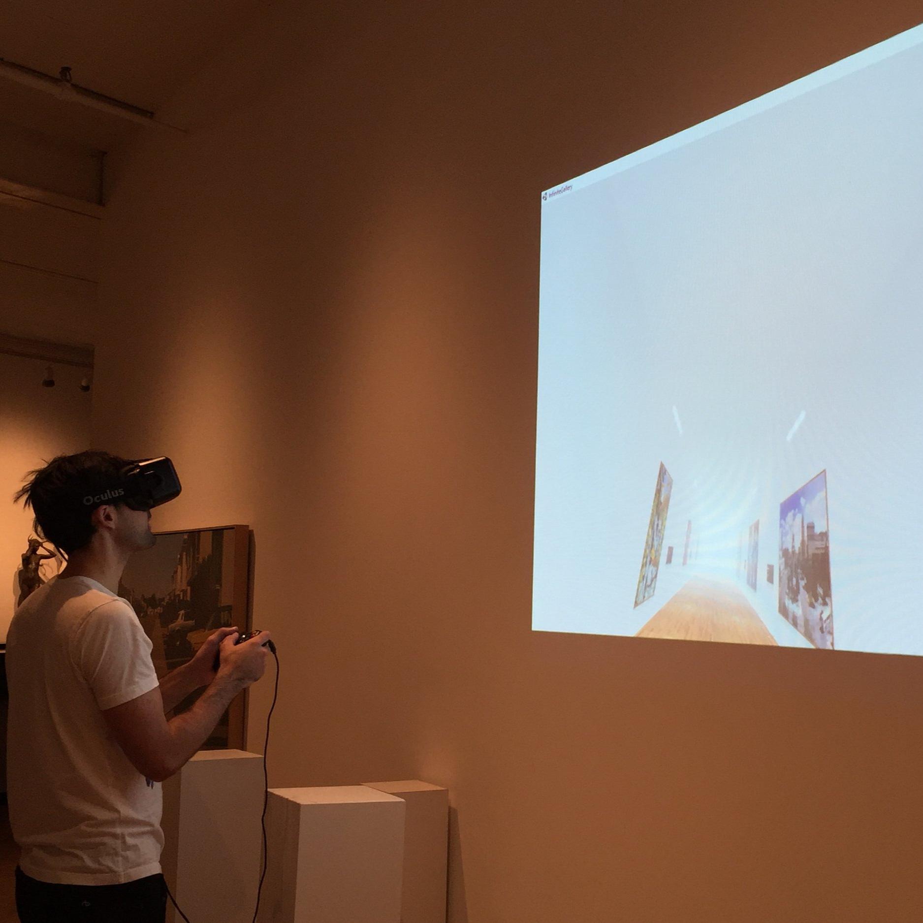 Virtual - An Immersive Art ExperienceOctober 5 - 7, 2016