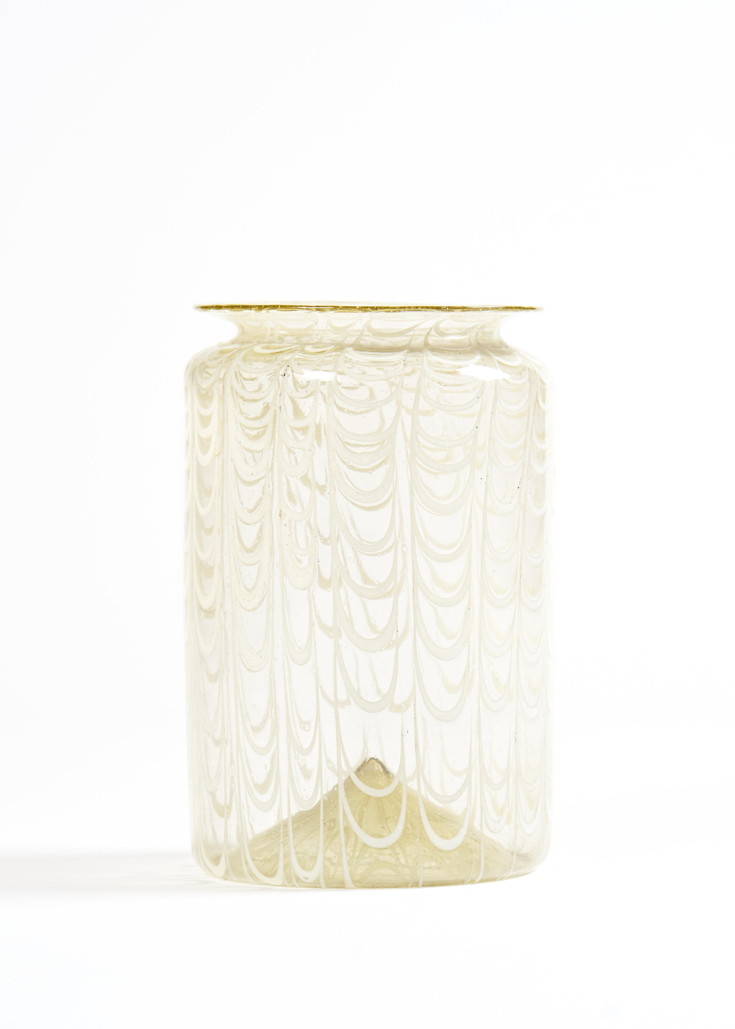 """Glass Vase """"Façon de Venise"""""""