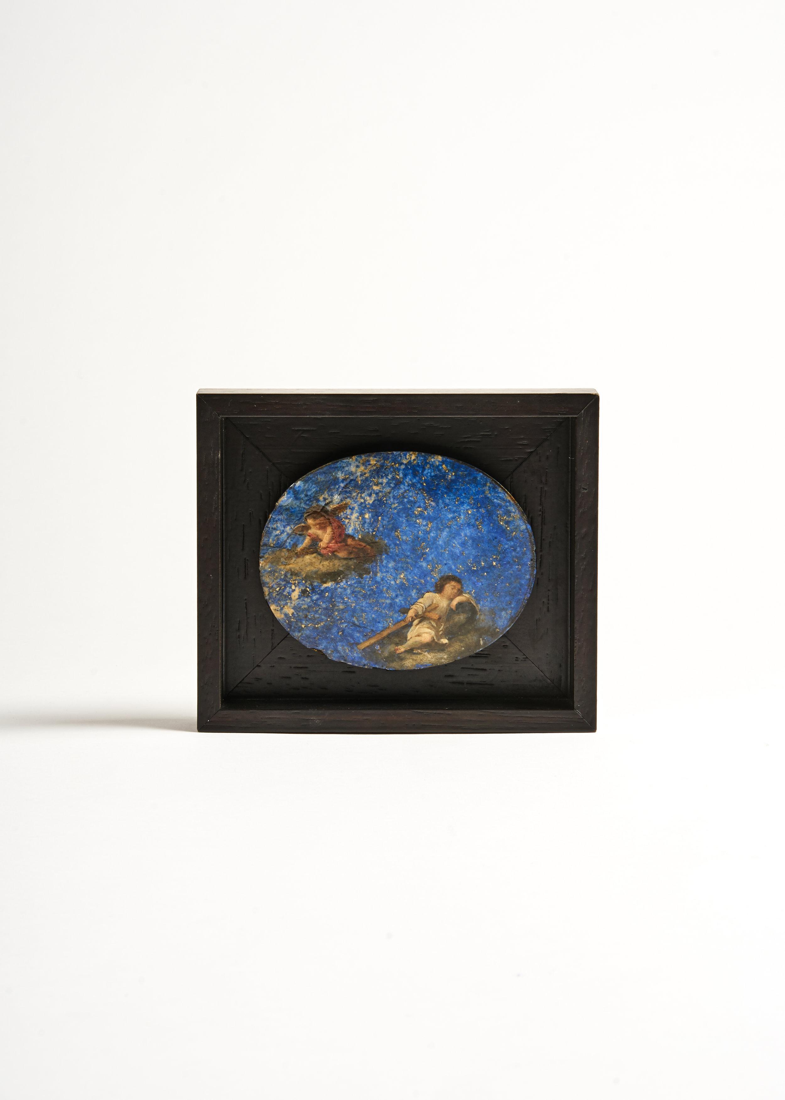 Lapis Lazuli Painting