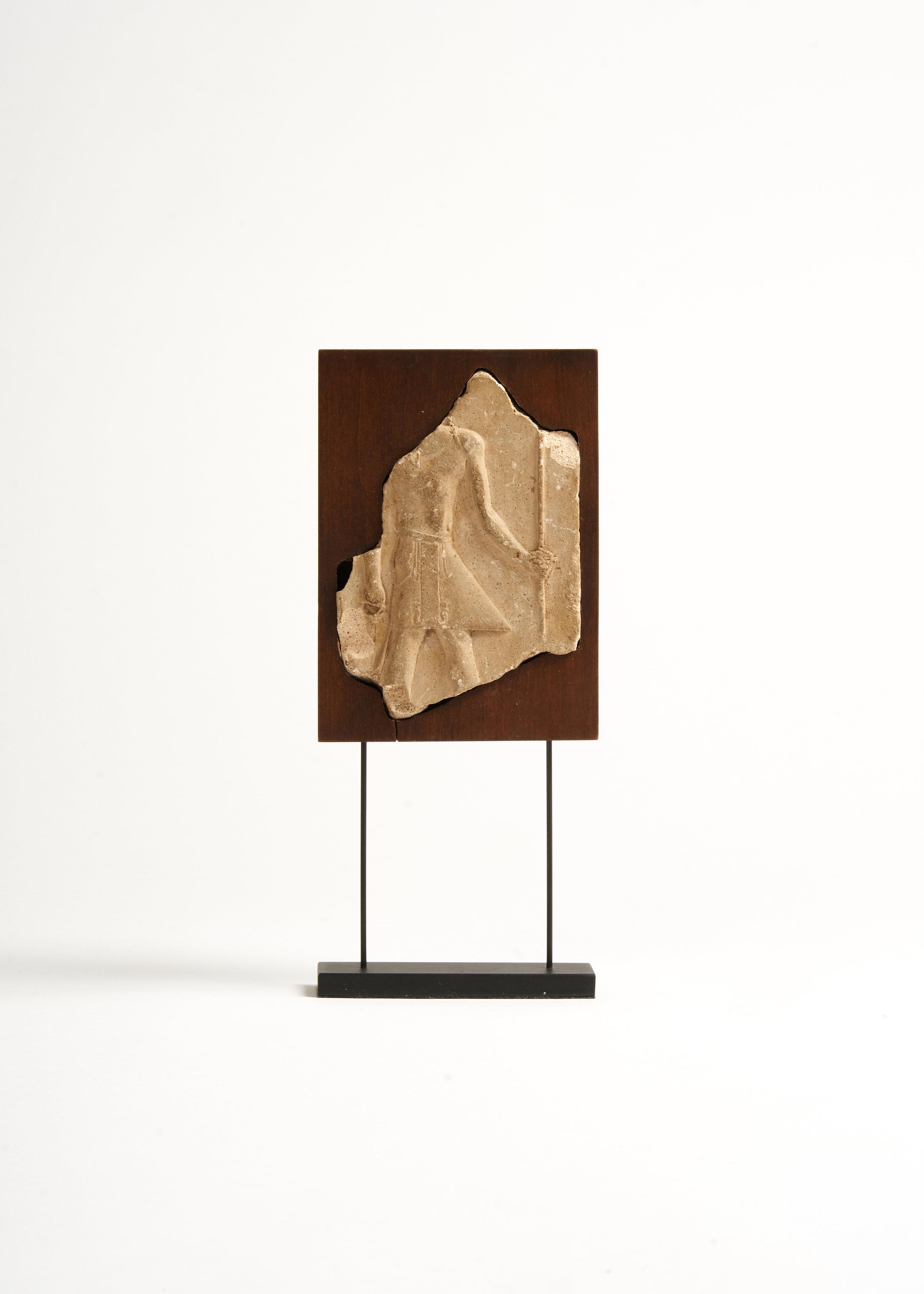 Fragment of a Sculptor's Model