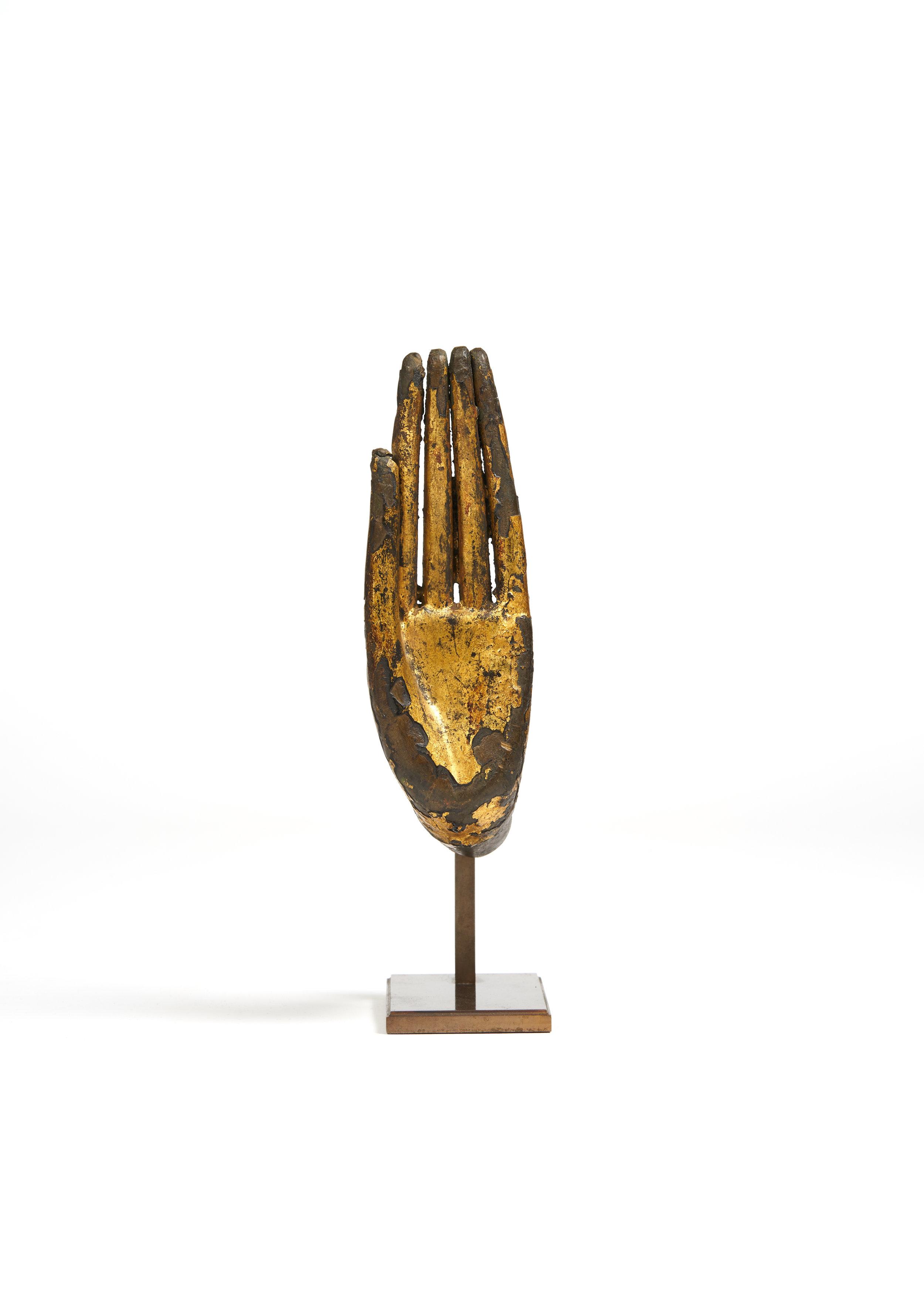 """Buddha Left Hand """"Abhaya Mudra"""""""