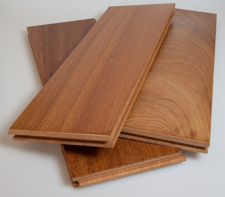 Sapele Exotic Hardwood Flooring Lumber