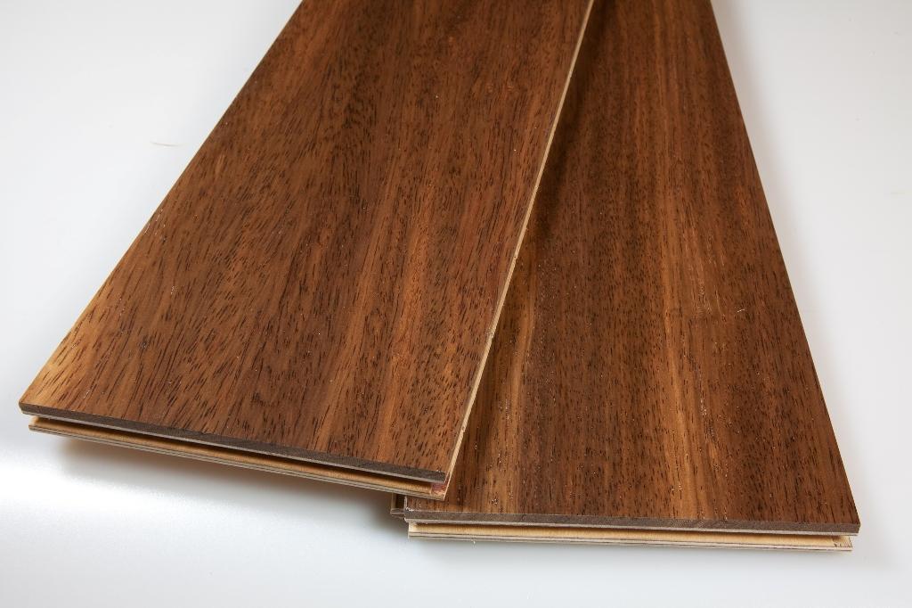 Engineered Albizzia Hardwood Flooring