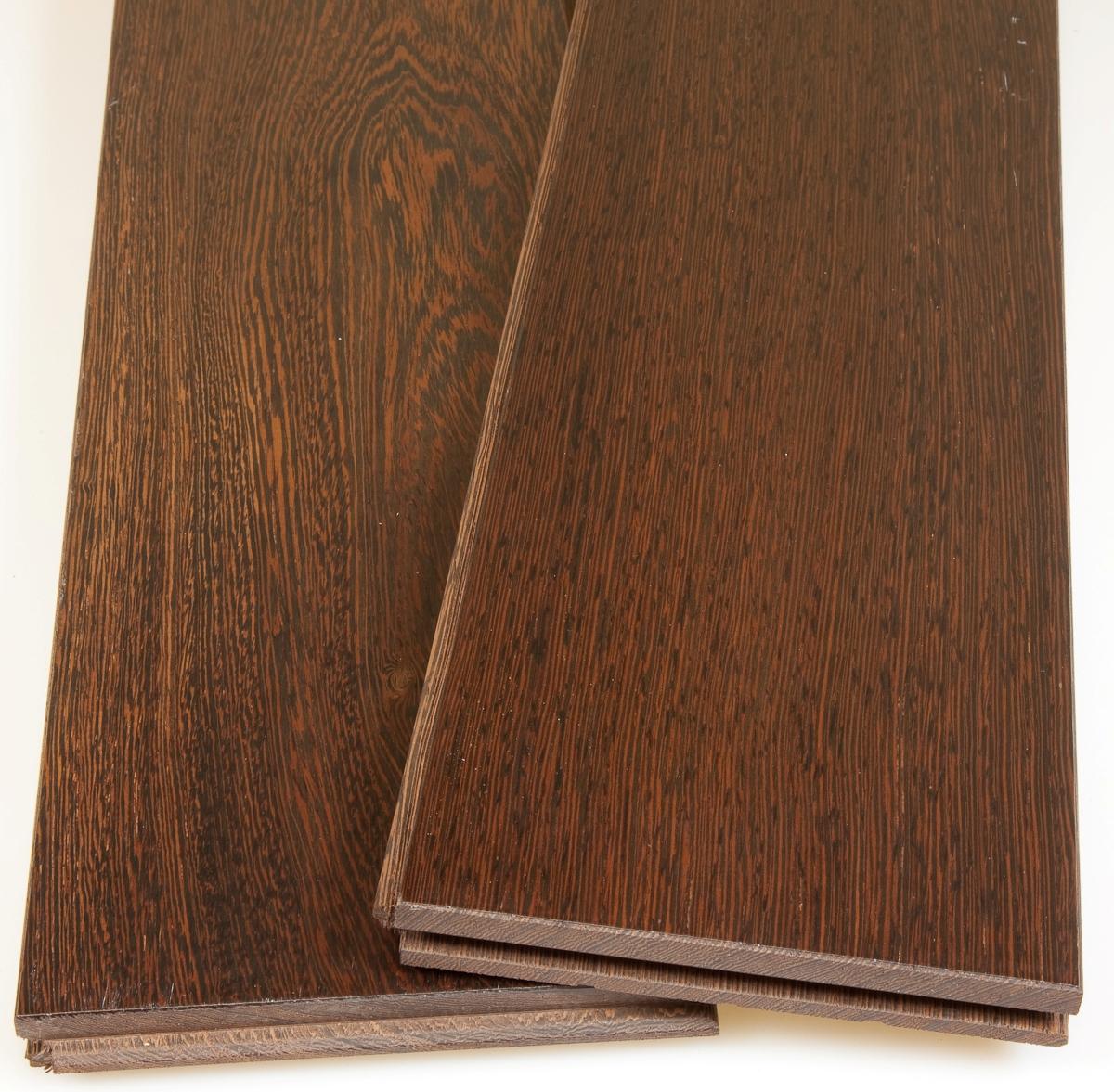 Wenge Exotic Hardwood Flooring Lumber