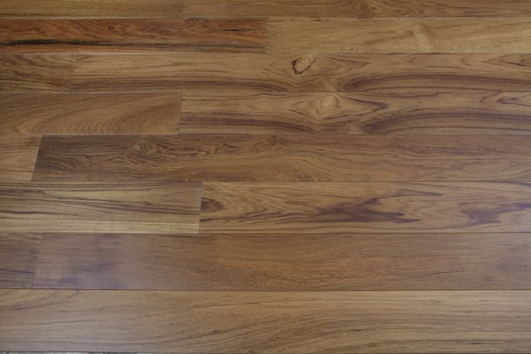 Burmese Teak Exotic Hardwood Flooring Lumber