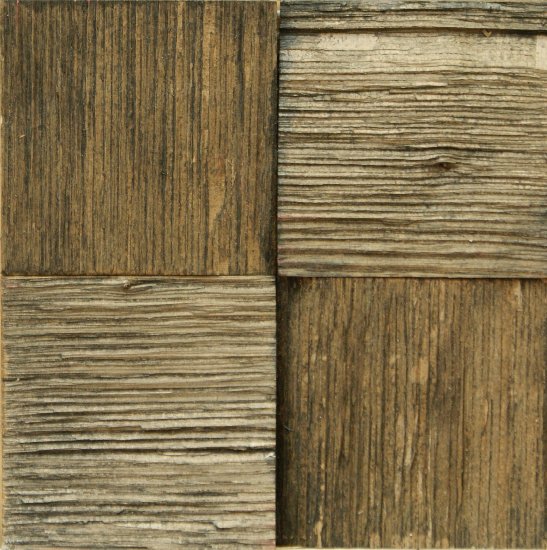 Oak Massive Tiles Black Oil