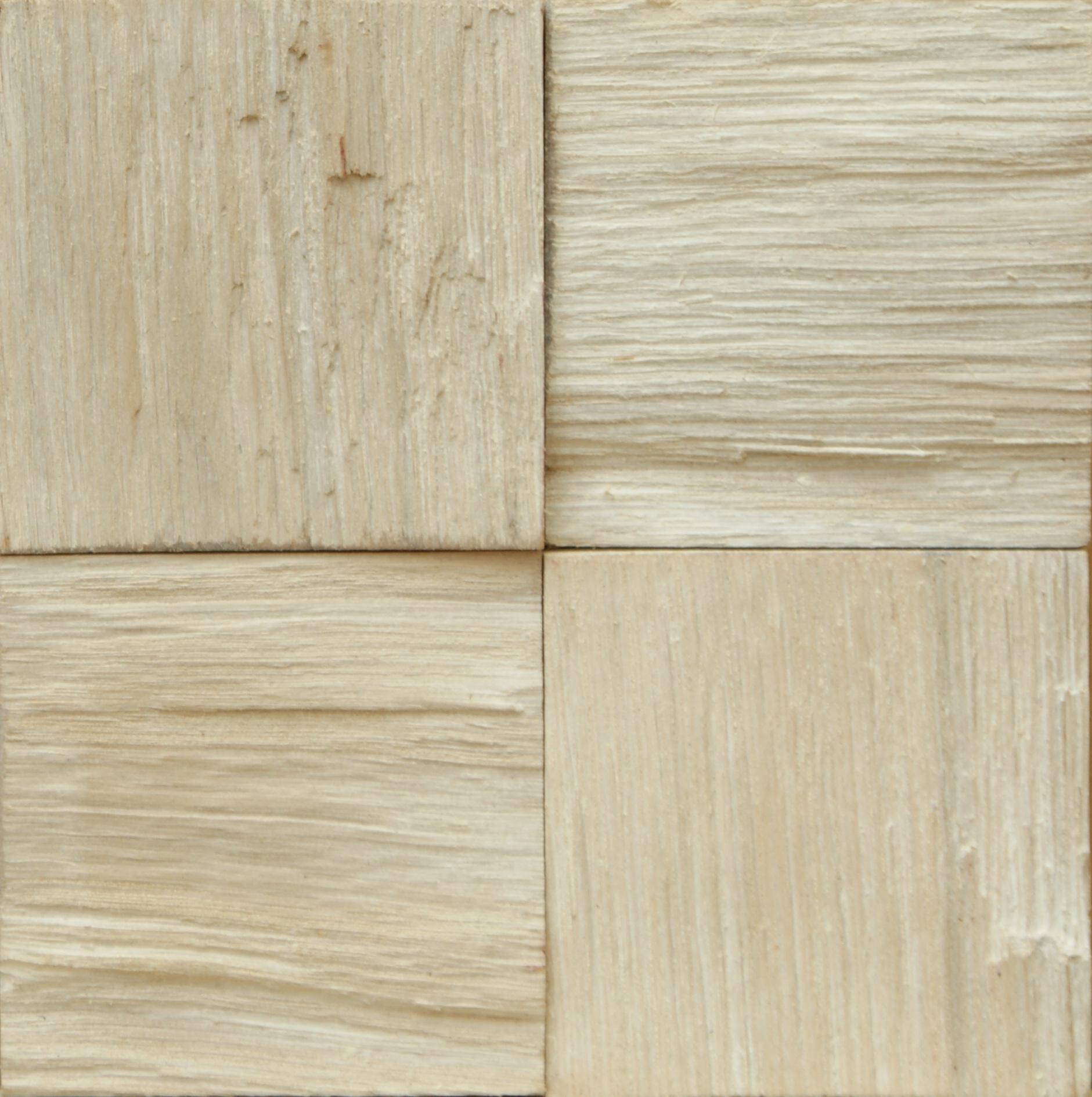 Oak Massive Tiles Extra White Oil