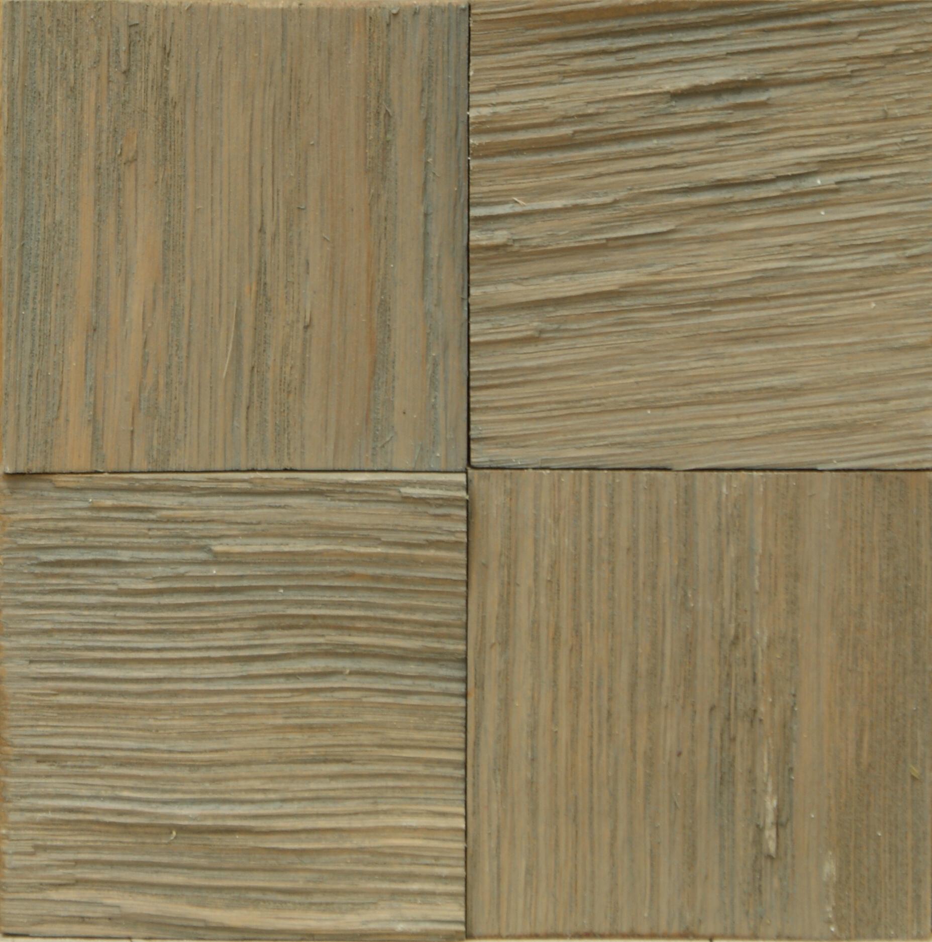 Oak Massive Tiles Gray Oil