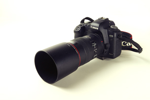 Lens: Canon Macro EF 100mm  f  1:2.8 L IS USM