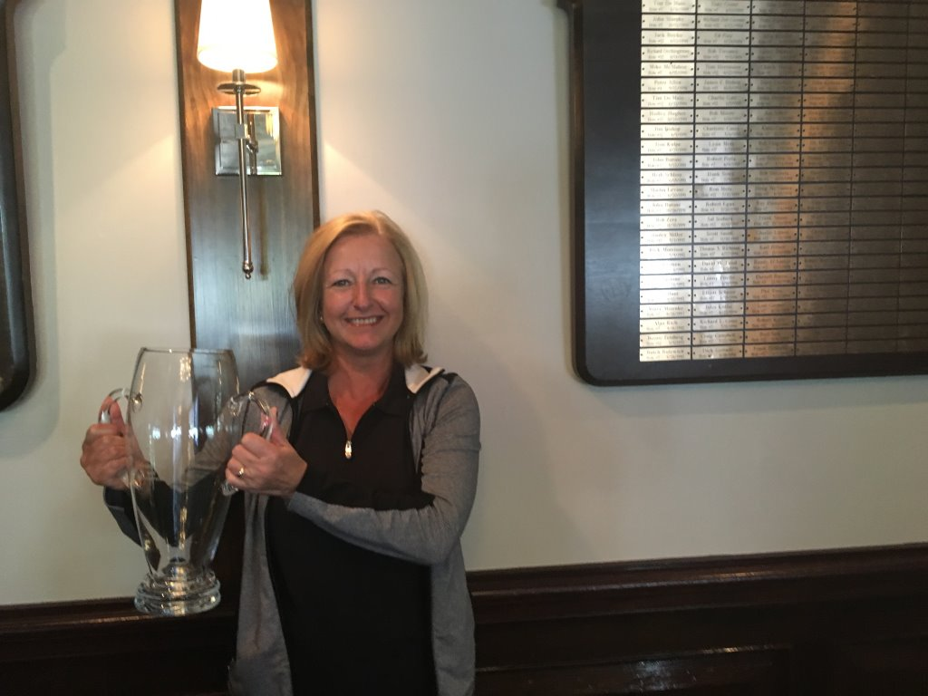 Julie Grimwood 2106 WTDGA Cup Net Winner