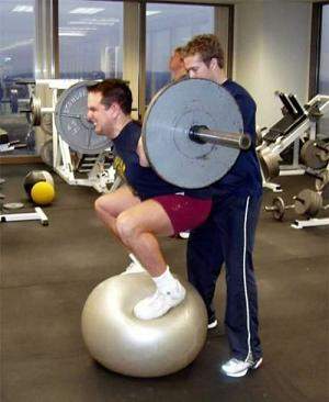 If I ever see this at a gym, I will kick myself in the face.