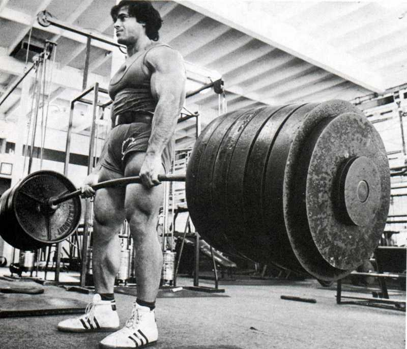 """I'd classify this one as a """"heavy deadlift.."""""""