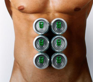 Now THAT'S a six pack..