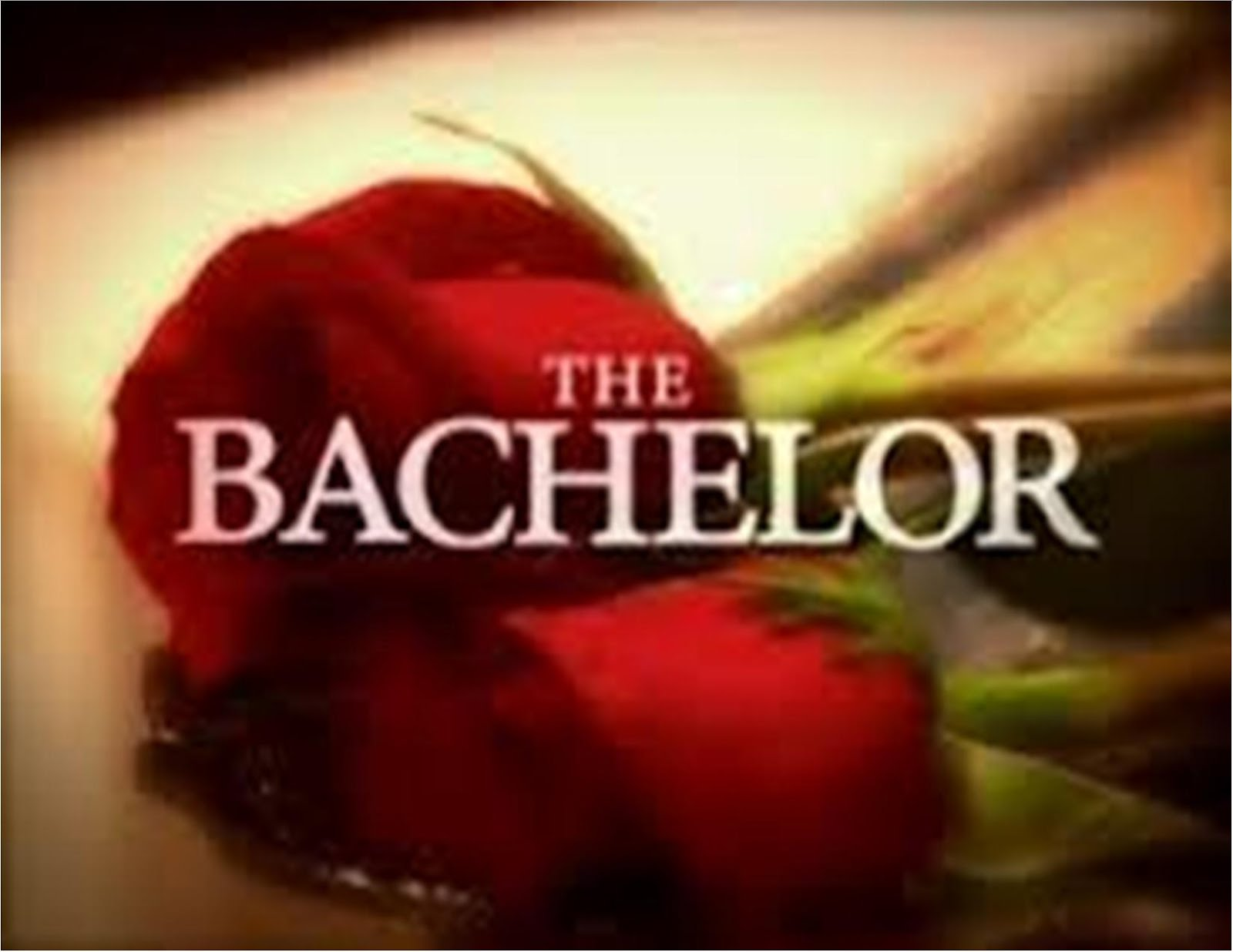 Until you can overhead press over 200 pounds, I consider all arguments/jokes against The Bachelor to be invalid.