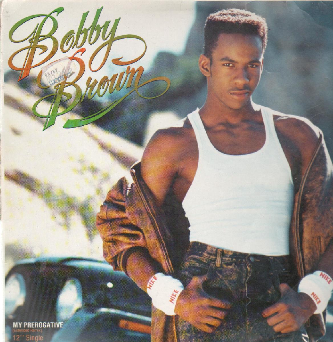 Somehow I don't believe Bobby Brown was ever a pescetarian..