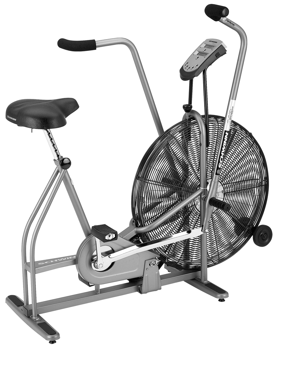 The AirDyne looks simple....but boy, it's not easy!