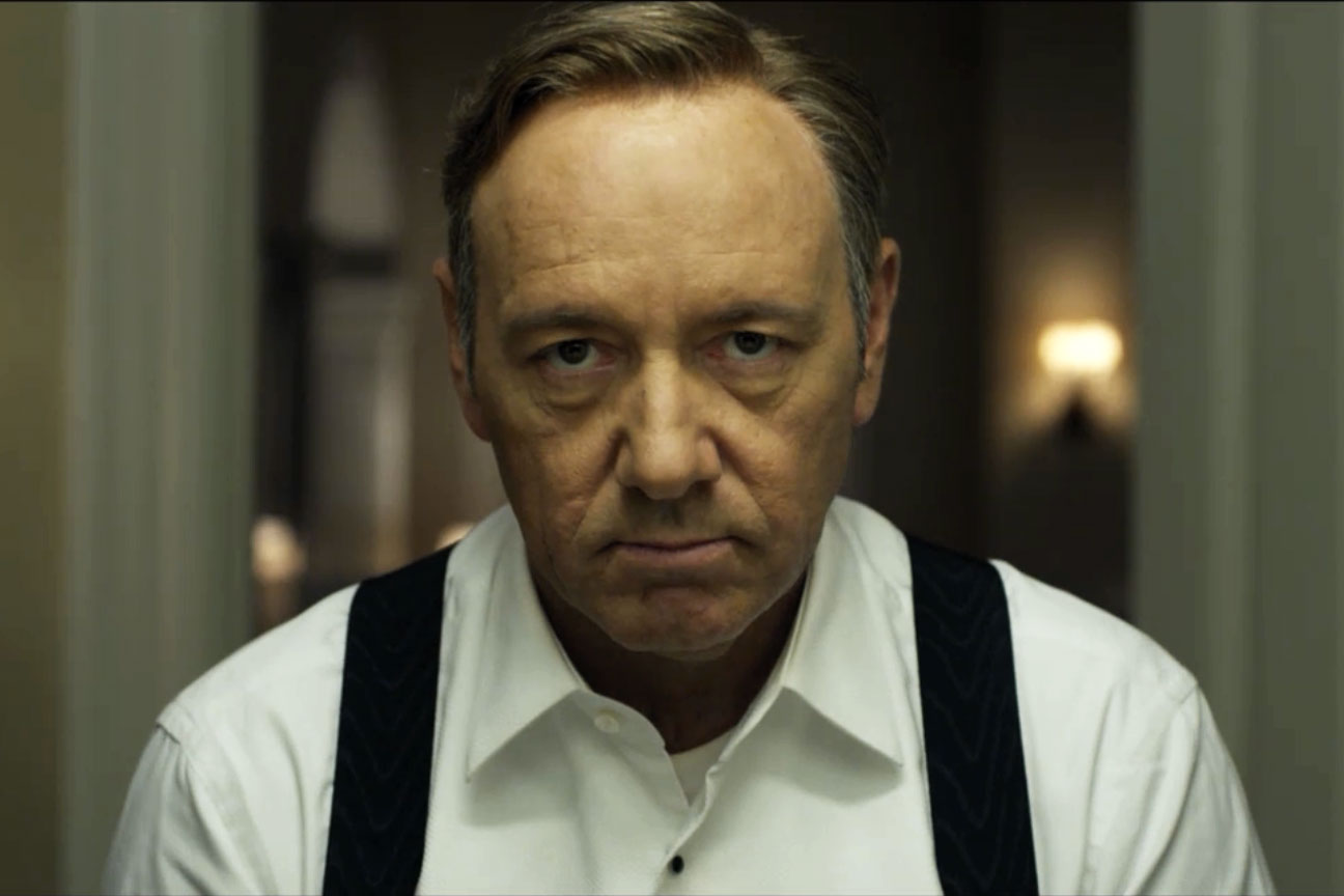 For those that don't know about House of Cards, you're truly missing out.