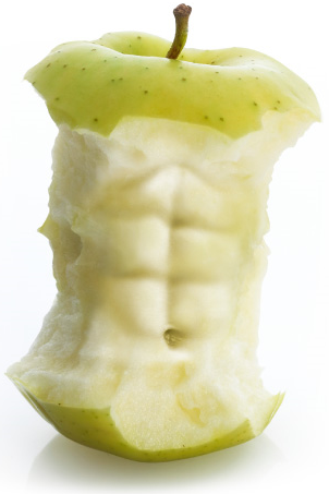 This picture has convinced me to eat at least 4 apples every day. (Ok, not really)