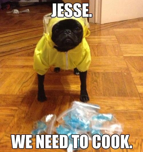 For the Breaking Bad fans..