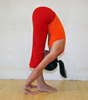 Some may see beautiful flexibility, but I see dysfunction and probably some underlying back pain.