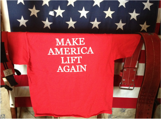 The only campaign slogan I can get behind..