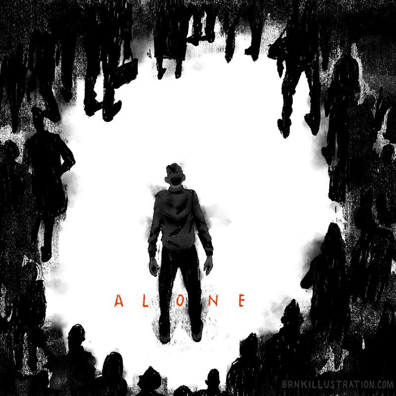 Fear Series: Alone