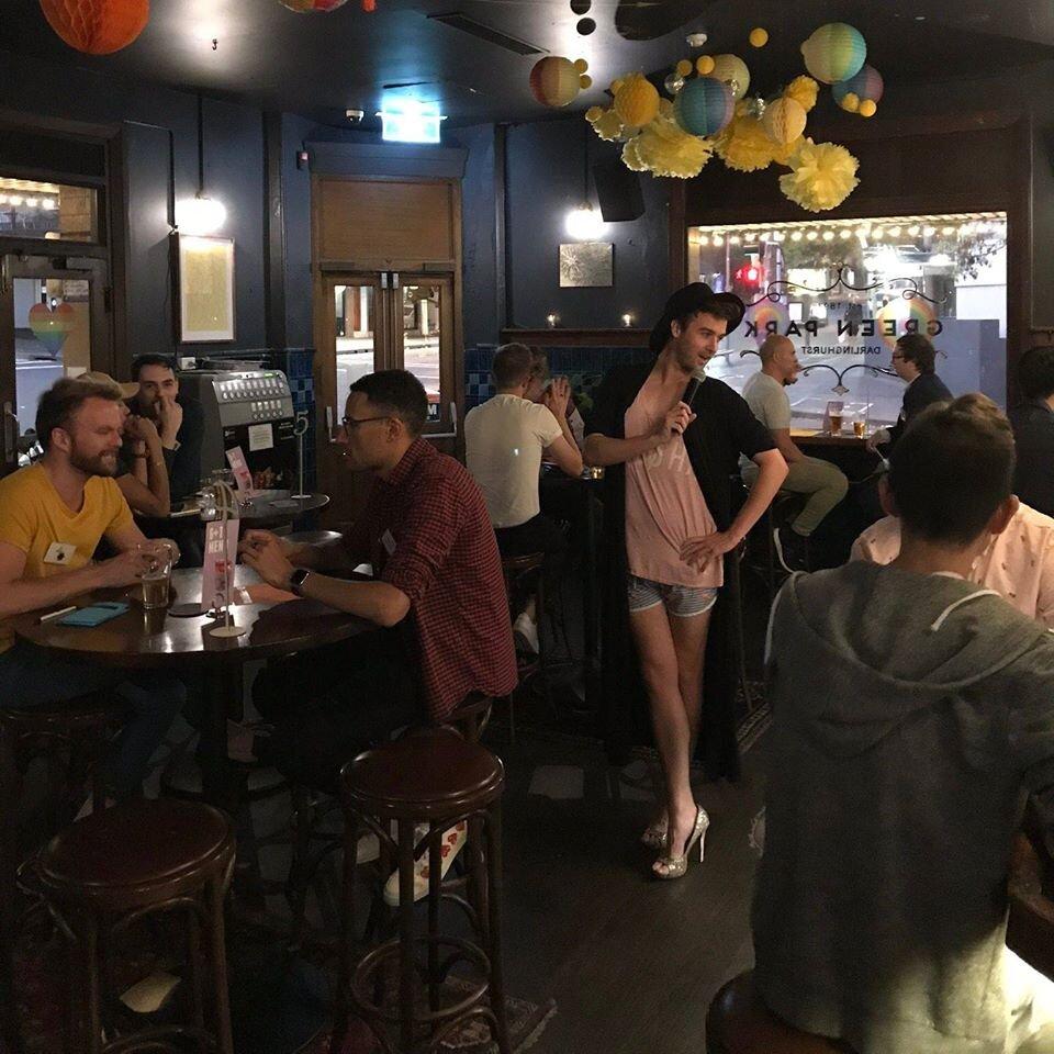 speed dating sydney australia radiokarbonové datování vs radiometrické datování