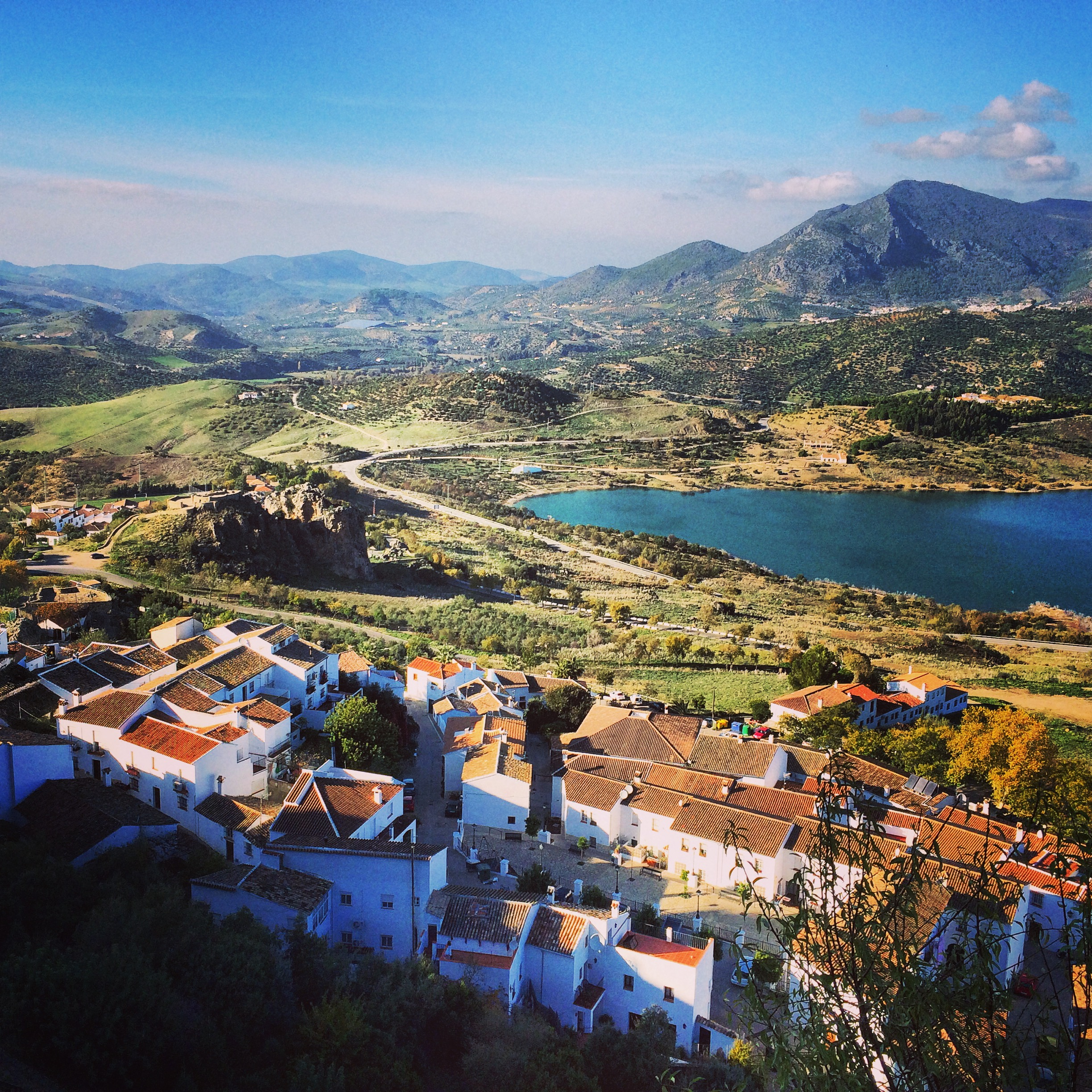 Riding through the famed Andalusian range and only stopping to admire the scenery and wonderful food makes for a great adventure.
