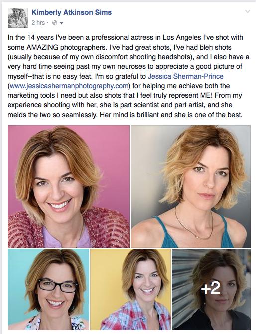 - Kimberly Atkinson, Actor. 8-18-2015.