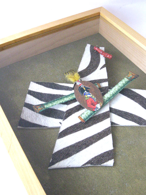 Imperial Crest handmade art box