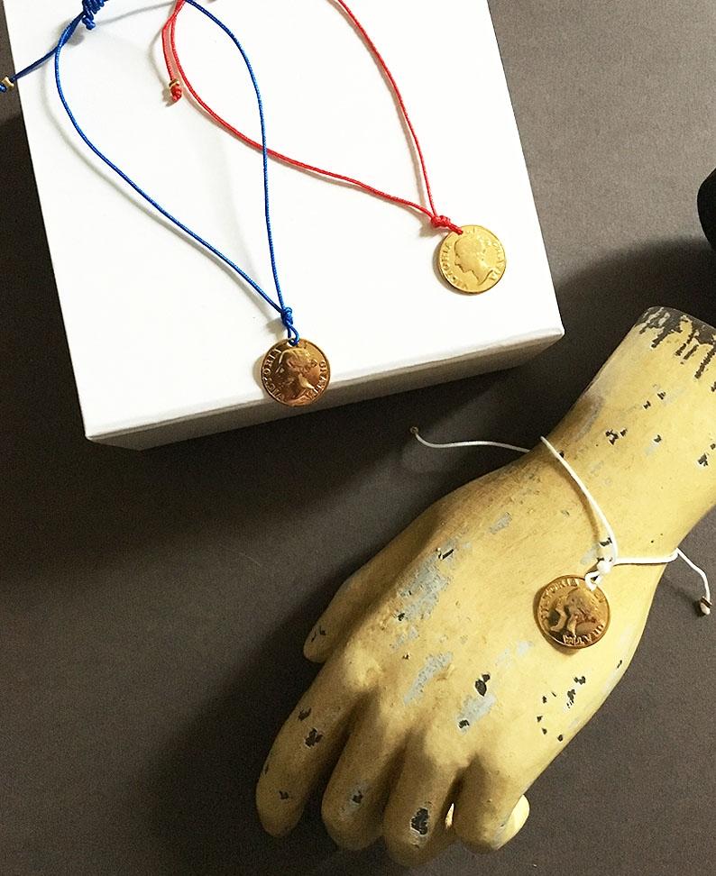 Bracelets with victoria dei gratia metal.jpg