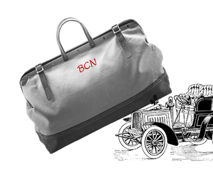 bolso viaje y coche con iniciales bcn.jpg