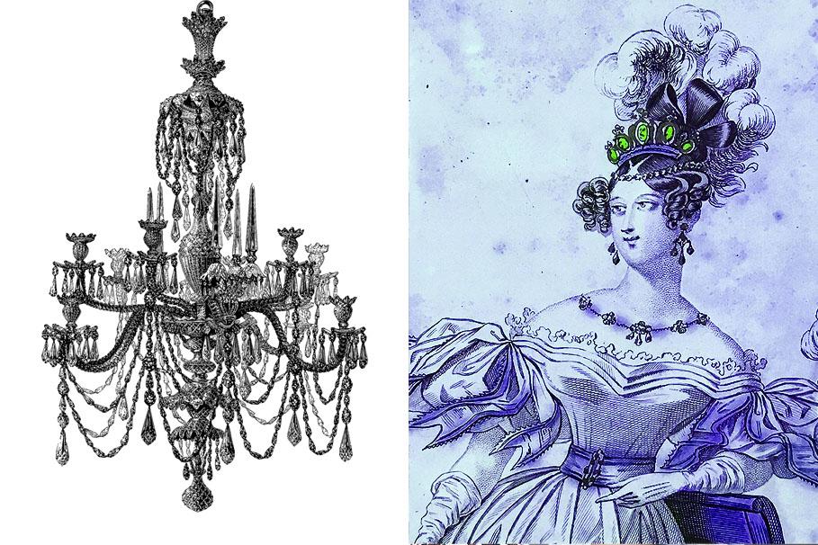 Candelabra y dama francesa.jpg