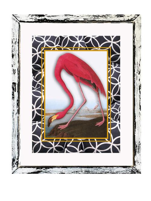 Flamingo+print+in+distressed+frame.jpg