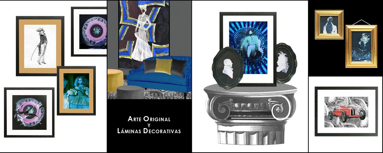 Arte original y laminas decorativas y artisticas de tartan y zebra.jpg