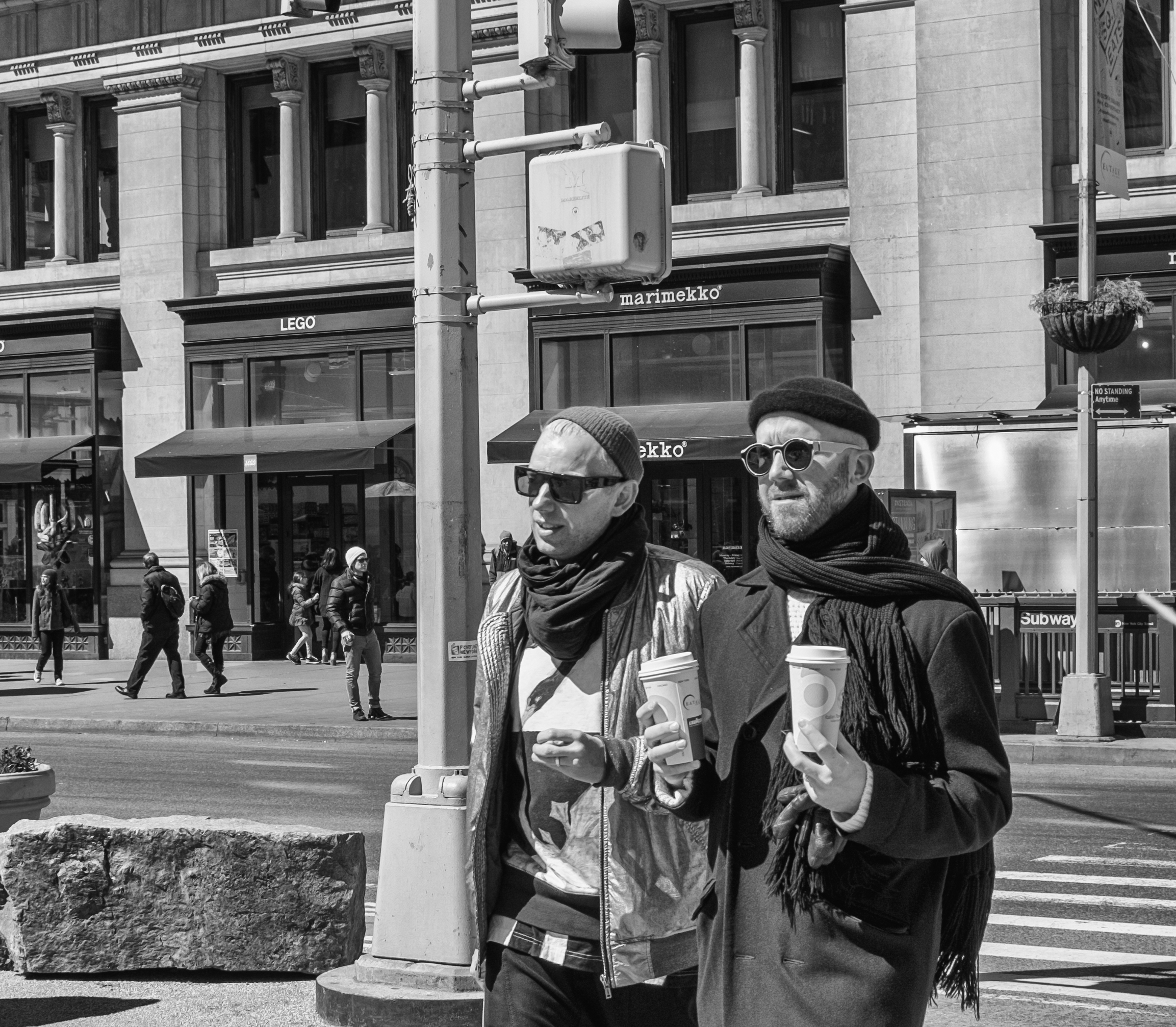 NYC Hipsters