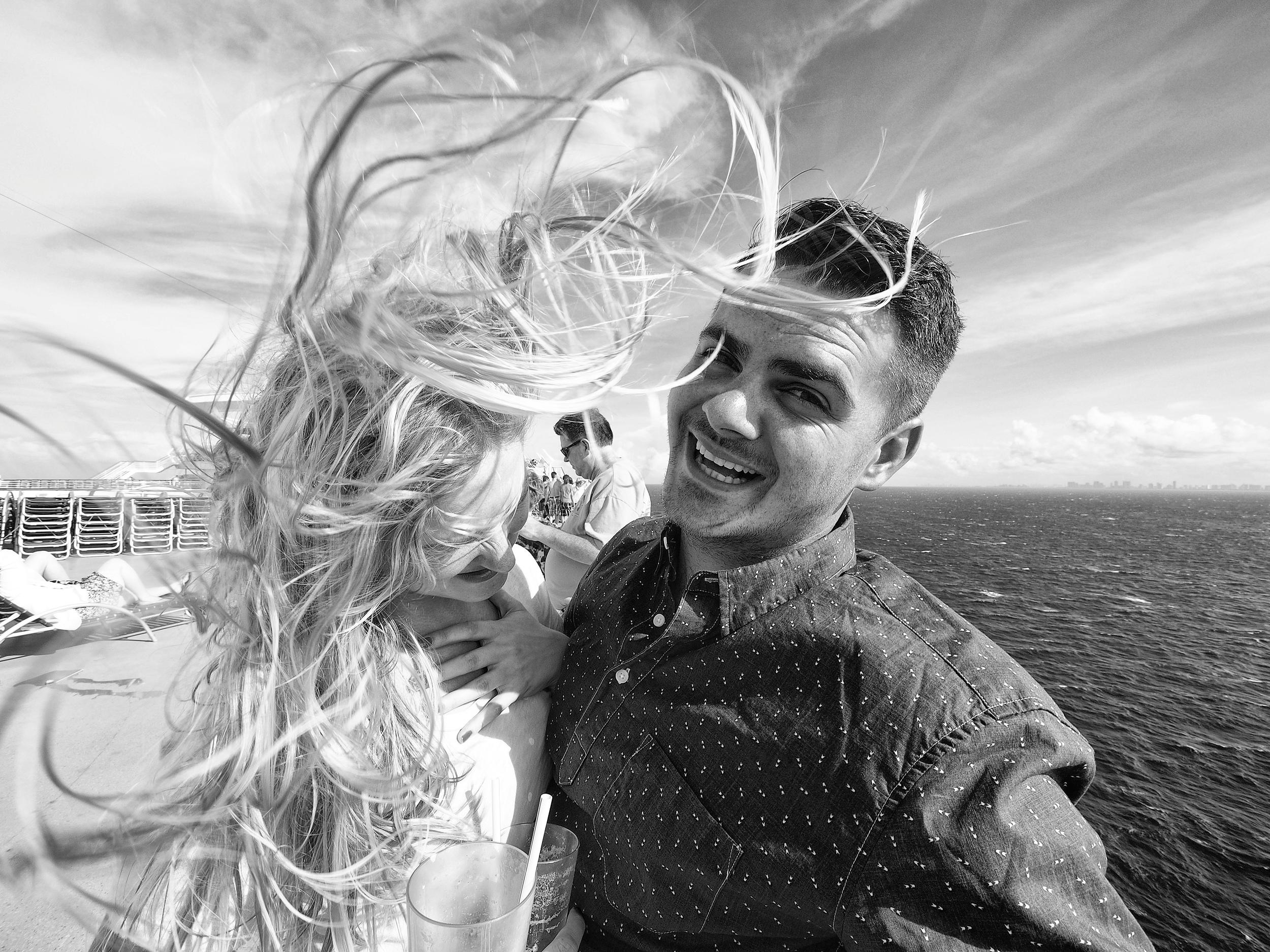 windy ship