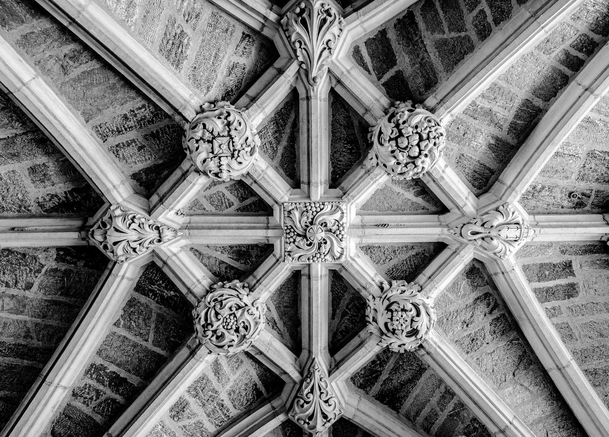 Princeton University Ceiling