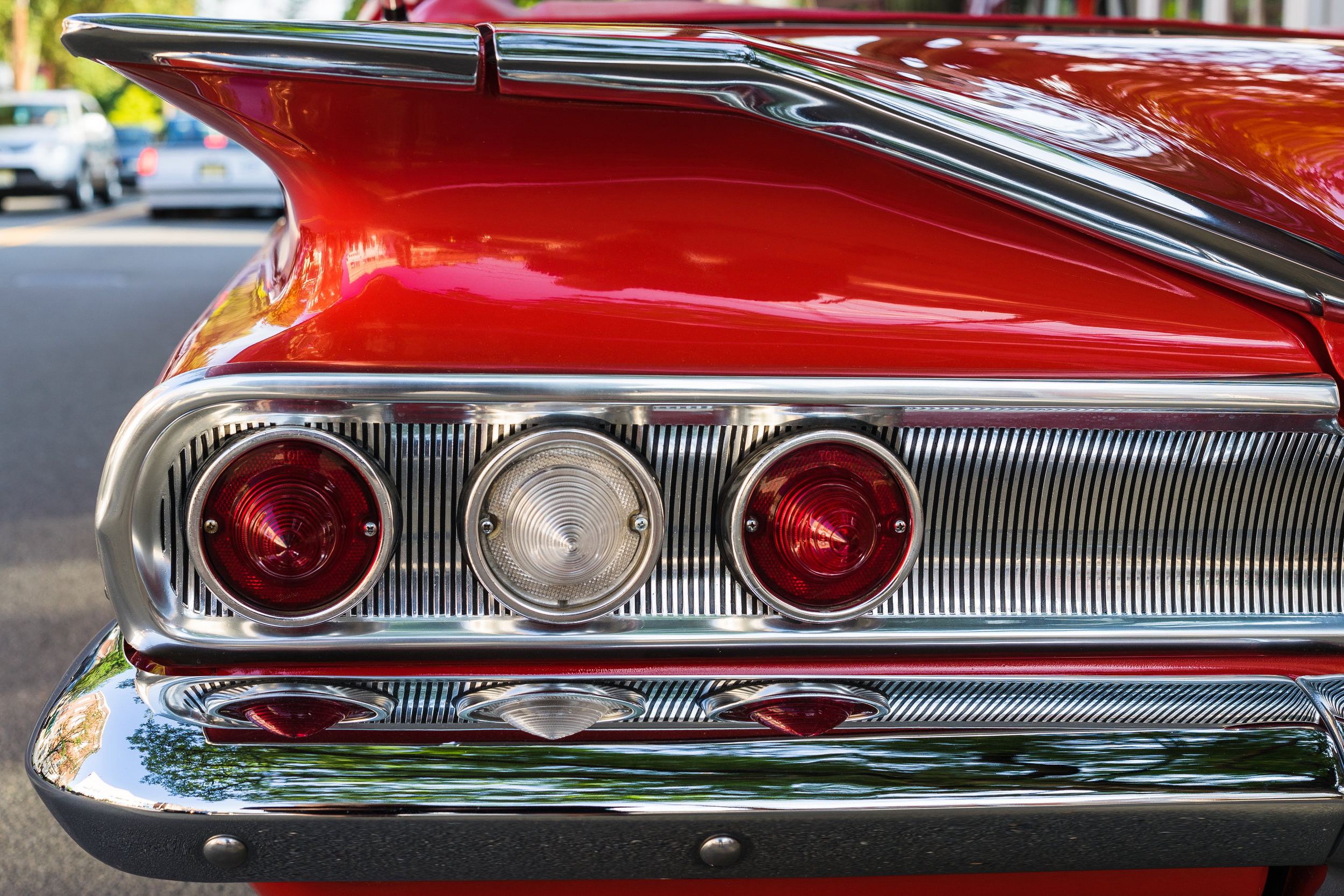 Old Chevy Taillights