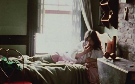 La Chambre , Chantal Akerman, 1972.