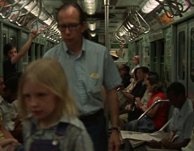 News from Home , Chantal Akerman, 1976.